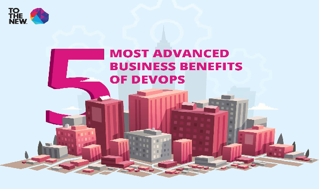 Top 5 Most Advanced Business Benefits of DevOps #infographic