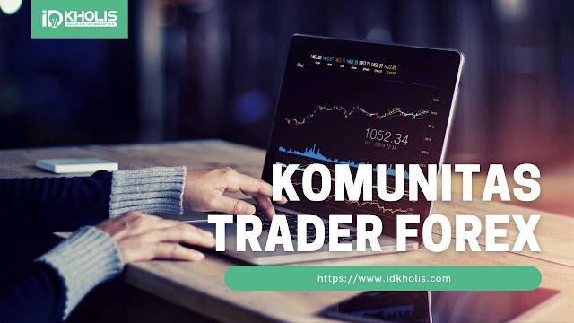 Komunitas Trader Forex