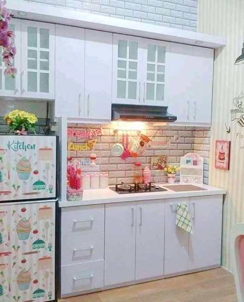dapur rumah minimalis 2019-2020 desain terbaik