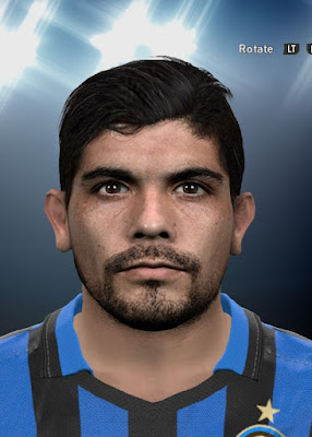 Éver Banega PES2017-2016 Face By DzGeNiO