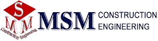 Lowongan Kerja MSM Construction Engineering