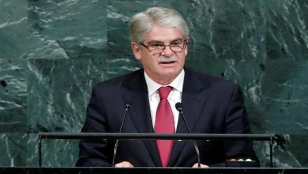 España pide a Venezuela en la ONU que le devuelva la palabra al pueblo