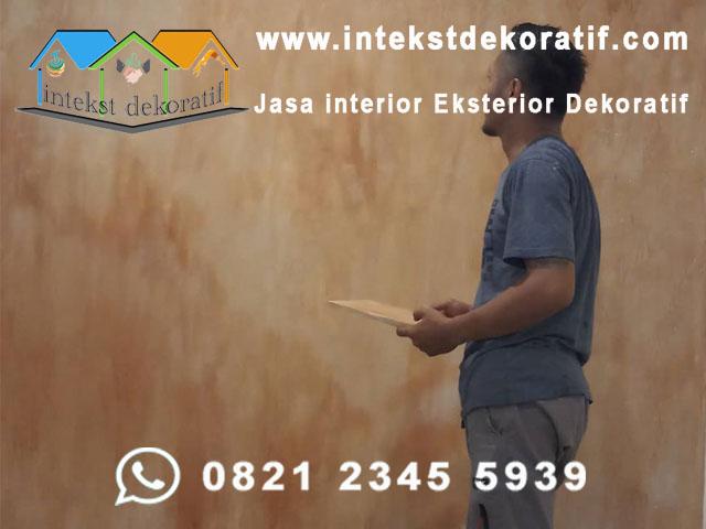 Spesialis Jasa Dekoratif Motif Tekstur Area JABODETABEK