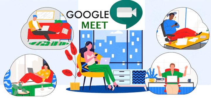 Google Meet Takes on ZOOM Offering FREE Service