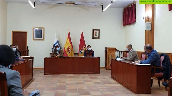 MAE denuncia la modificación tardía e ilegal del IBI en Villa de Mazo