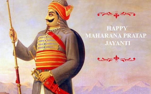 Maharana Pratap Jayanti HD Images, Wallpapers - Whatsapp ...