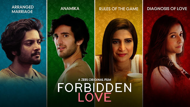 Forbidden Love on ZEE5