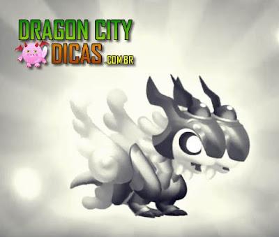 Dragão Celestial Nobre - Novo Heroico!
