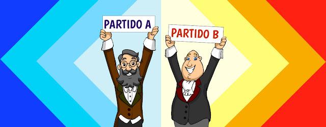 PARTIDOS NO BRASIL – PARTE 1: nada mais liberal que um conservador no poder.