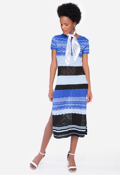 Como usar vestido midi e porquê