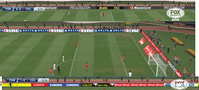 PES 2016 Copa America Adboards by Guardameta