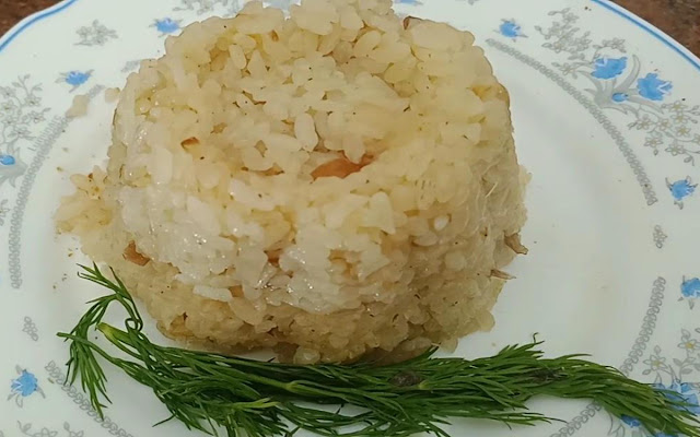 ارز صيادية الشيف محمد الدخميسي