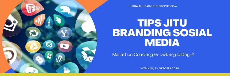 Tips jitu branding sosial media