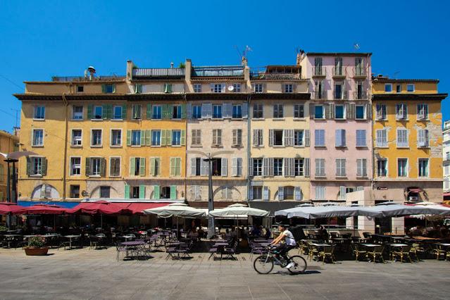 Place Thiars-Marsiglia
