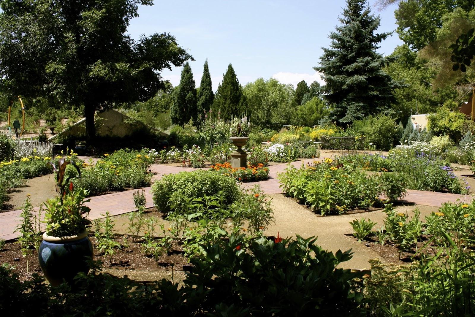 Vivero Growers Garden Denver Botanic Gardens
