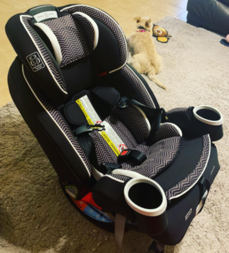 Best Infant to Toddler Car Seat, 4 in 1 Car Seat | 10 Years of Use