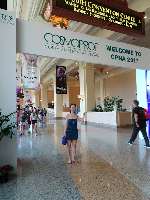 EXPERIENCE | Jayne Goes to Cosmoprof North America in Las Vegas! (DAY 1)