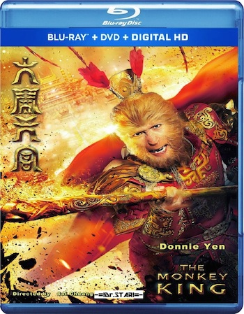 The Monkey King 2014 Dual Audio Hindi 480p