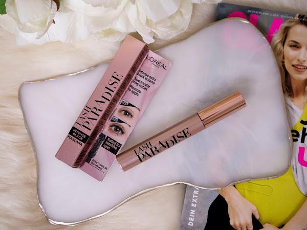 L'Oréal Paris Lash Paradise Mascara Intense Black