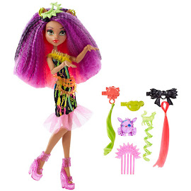 MH Electrified Clawdeen Wolf Doll