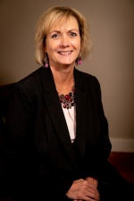 Author Christine McFarland