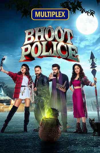 Bhoot Police 2021 Hindi 480p 350MB HDRip MKV