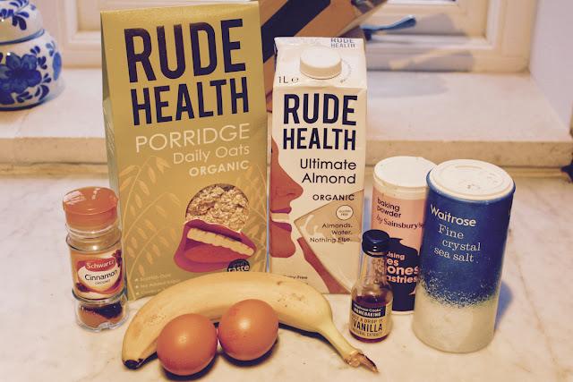 Dairy-Free Almond Banana Pancakes