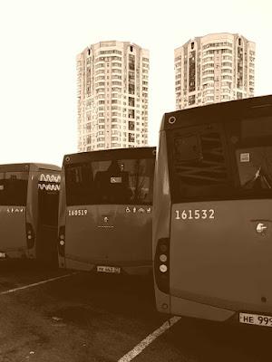 Принудительная высадка из автобуса