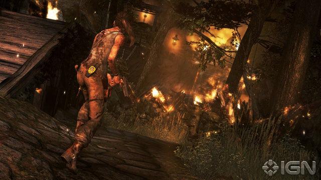 تنزيل لعبة tomb raider 2013