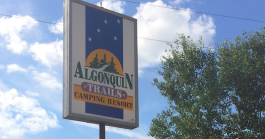 REVIEW Algonquin Trails Camping Resort, Dwight, Ontario
