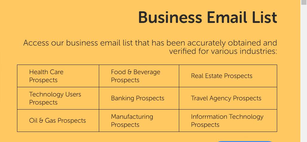 Reachstream Marketing: Business Email List | Business