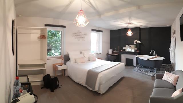 Room at B&B Maison de Julia in Albi