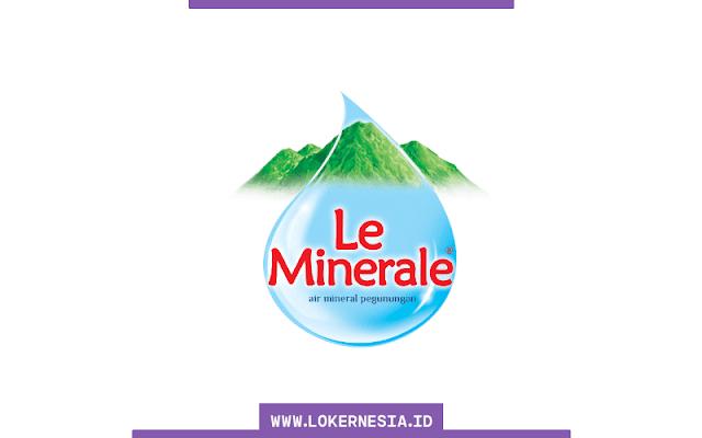 Lowongan Kerja Le Minerale Cianjur April 2021