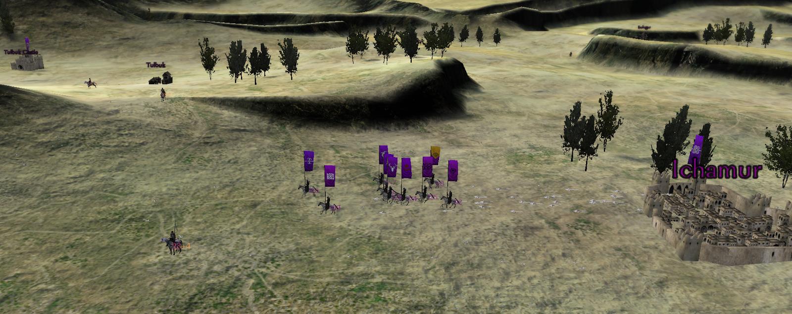 Mound Blade Warband Khergit Hordes Modu