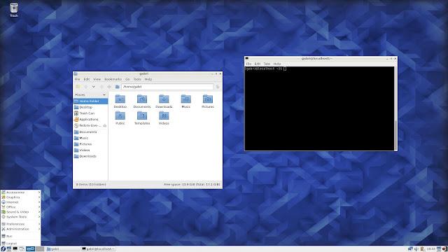 Jenis Desktop Environment Linux Teringan Sampai Terbagus LXDE