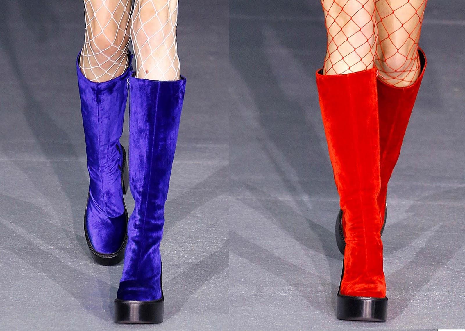 Eniwhere Fashion - tendenze fallwinter 2016-17 - Zeppe