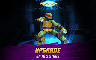 Ninja Turtles: Legends v1.9.13 Mod Apk (Unlimited Money)