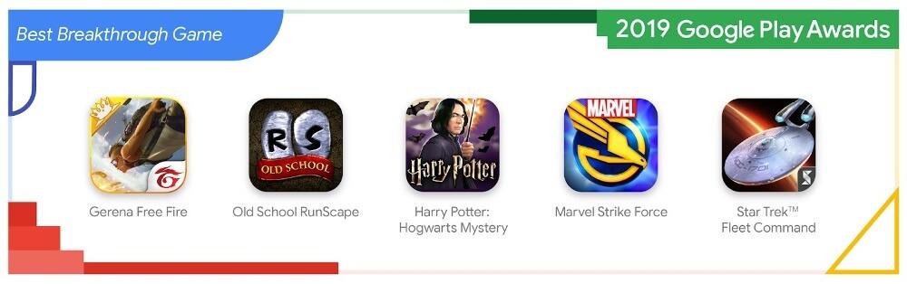 Daftar Nominasi Dan Pemenang Google Play Awards 2019 - Game Terobosan Terbaik