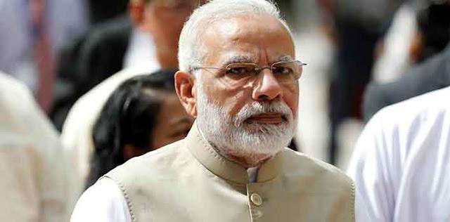 भारत को टॉप 50 में पहुंचाने का लक्ष्य है – मोदी