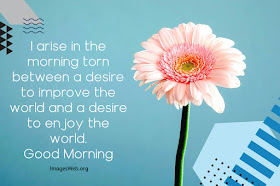 Inspirational Good Morning Images Quotes