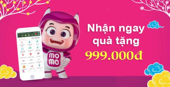 Khuyễn mãi  MoMo tháng 9: Nhận ngay 999.000đ hoàn toàn miễn phí