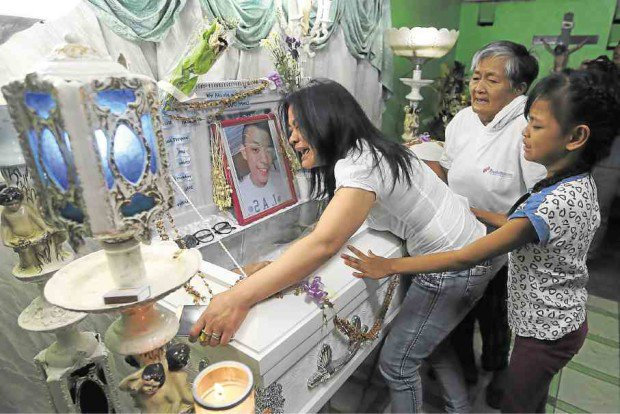 OFW'S Son With Clubfoot And Couldn't Run Was Killed by 14 Men After Being Accused of Selling Marijuana!