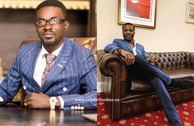 Self-made Ghanaian Millionaire Stanley Kodia Breaks Silence In Relation To NAM 1