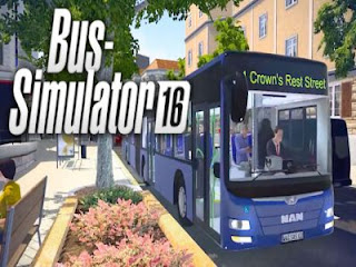 Download Bus Simulator 16 Game For PC