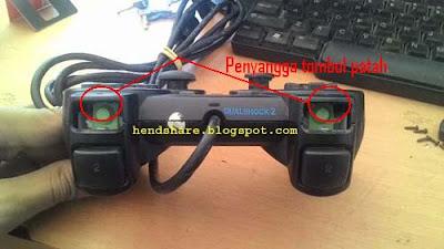 Cara Memperbaiki Kerusakan R1 dan L1 pada controller (stik) Playstation (ps)