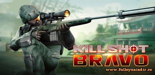 Kill Shot Bravo Apk indir