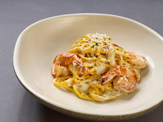 Farina Fresh Shrimp Alfredo