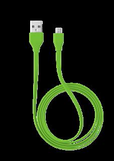 TRUST CAVO PIATTO MICRO USB DA 1 M 20138