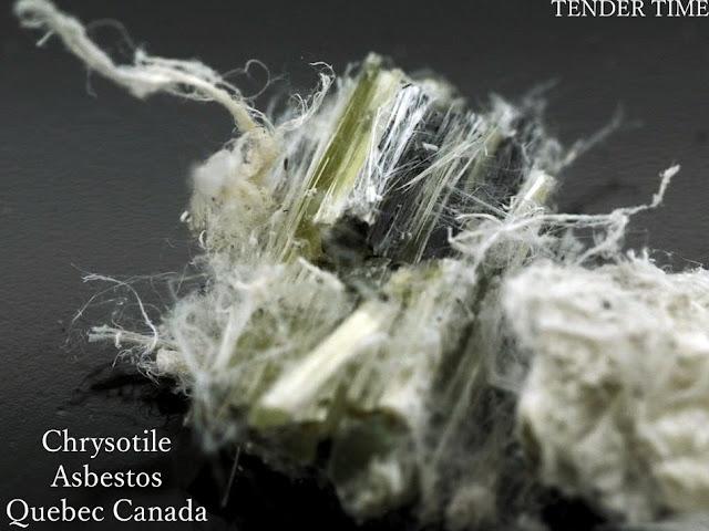 クリソタイル Chrysotile Quebec Canada