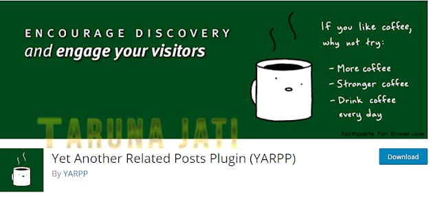 YARPP (Yet Another Related Posts Plugin)
